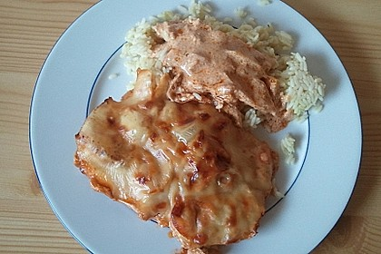 Paprika-Sahne-Hähnchen 165