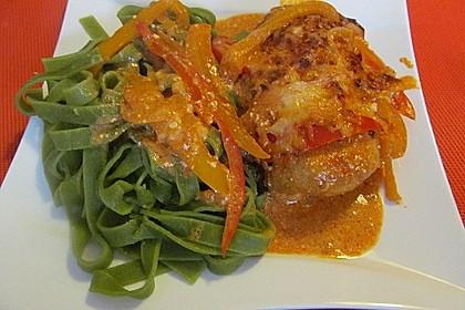 Paprika-Sahne-Hähnchen 52