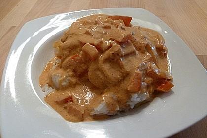Paprika-Sahne-Hähnchen 91