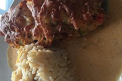 Paprika-Sahne-Hähnchen 106
