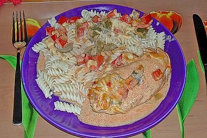 Paprika-Sahne-Hähnchen 69