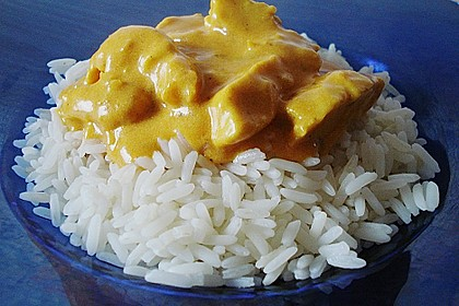 Curry-Geschnetzeltes 7