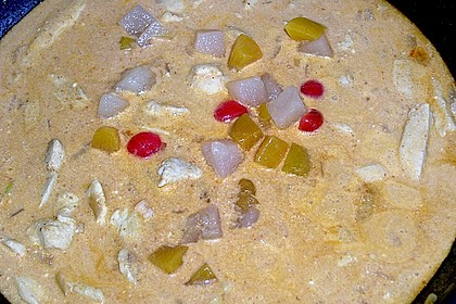 Curry-Geschnetzeltes 40