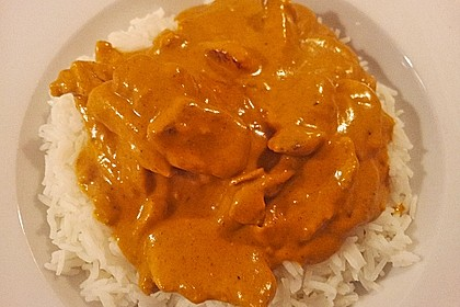 Curry-Geschnetzeltes 15