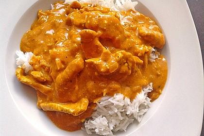 Curry-Geschnetzeltes 10