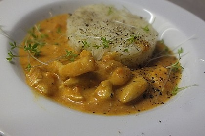 Curry-Geschnetzeltes 1