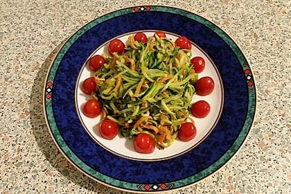 Zucchini-Möhren-Gemüse 16