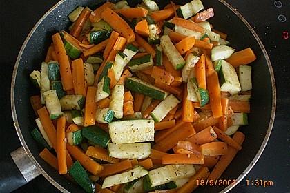 Zucchini-Möhren-Gemüse 20
