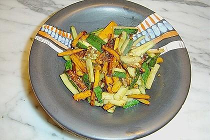 Zucchini-Möhren-Gemüse 18