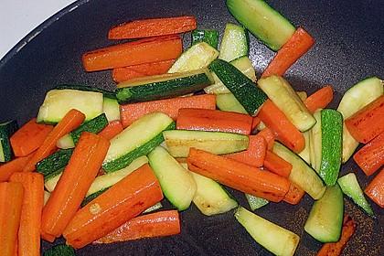 Zucchini-Möhren-Gemüse 22