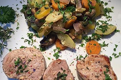 Zucchini-Möhren-Gemüse 13