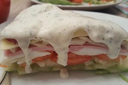 Salattorte 60