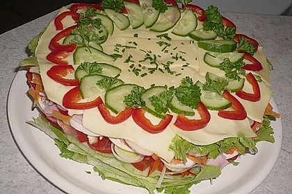 Salattorte 70