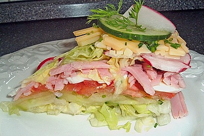 Salattorte 85