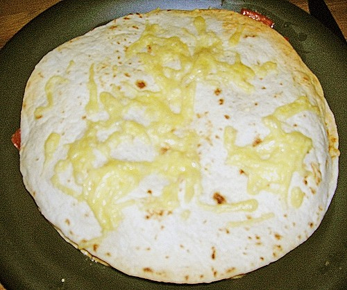 Chicken Cheese Quesadillas 2