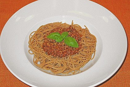 Bolognese-Sauce 16