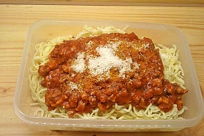 Bolognese-Sauce 2