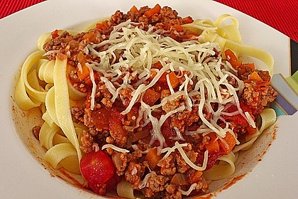 Bolognese-Sauce 4