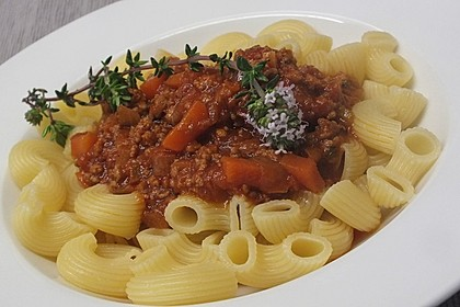 Bolognese-Sauce 7
