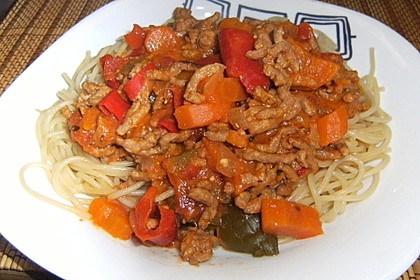 Bolognese-Sauce 12