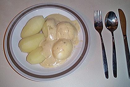 Eier in Senfsoße 12