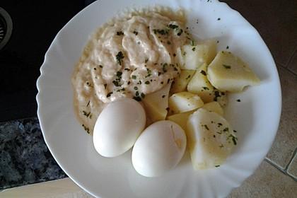 Eier in Senfsoße 11