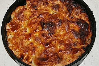 Gedeckter Apfelkuchen 23