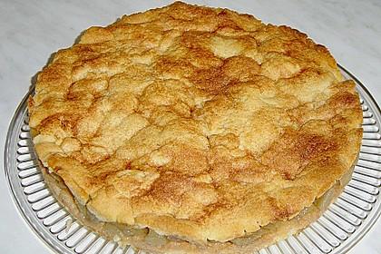 Gedeckter Apfelkuchen 4