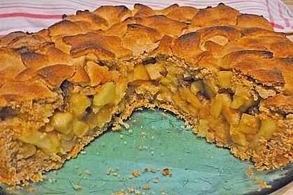 Gedeckter Apfelkuchen 34