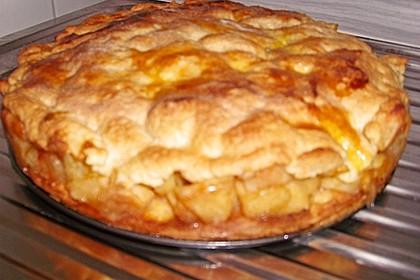 Gedeckter Apfelkuchen 41