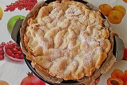 Gedeckter Apfelkuchen 26