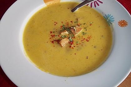 butternussk rbis suppe mit curry rezepte suchen. Black Bedroom Furniture Sets. Home Design Ideas