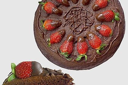 Saure Sahne Kuchen 3