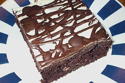 Saure Sahne Kuchen 1