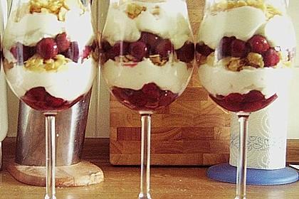 Frischkäse-Kirsch-Dessert 15