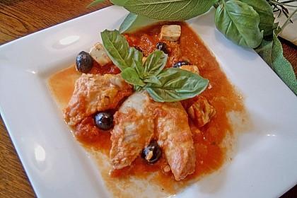 Oliven - Fisch