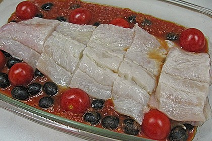 Oliven - Fisch 12