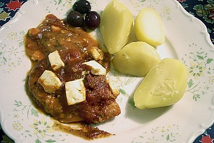 Oliven - Fisch 16