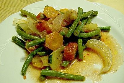 Griechischer Gemüseeintopf