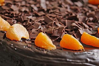 Libanesischer Orangenkuchen 9