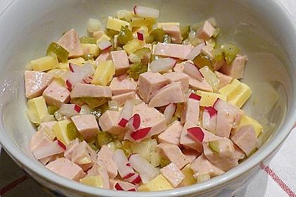 Schweizer Wurstsalat 46