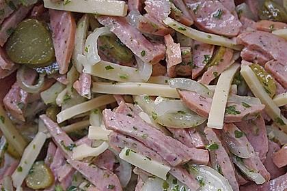 Schweizer Wurstsalat 14
