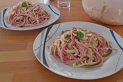 Schweizer Wurstsalat 4