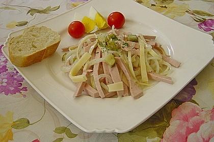 Schweizer Wurstsalat 15