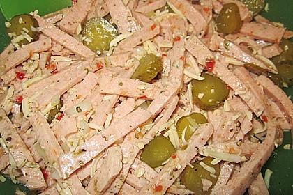Schweizer Wurstsalat 45
