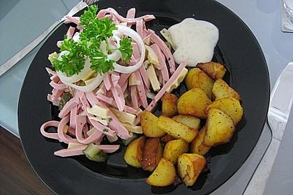 Schweizer Wurstsalat 8