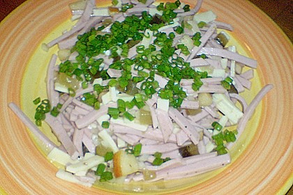 Schweizer Wurstsalat 49