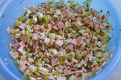 Schweizer Wurstsalat 26