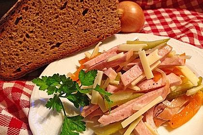 Schweizer Wurstsalat 1