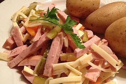 Schweizer Wurstsalat 5